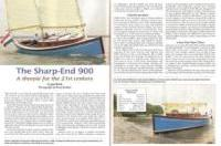 sharpie woodenboat 200